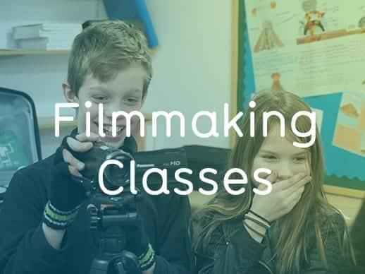 Kids Film Classes