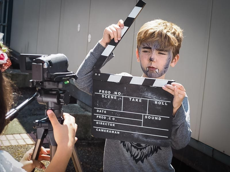 Filmmaking Summer Camps Sparks Dulwich