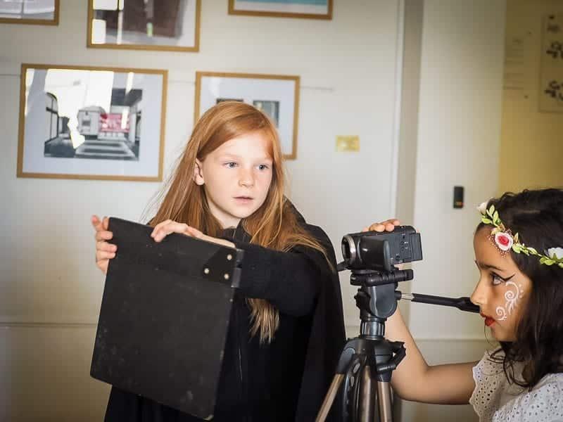 Filmmaking Summer Camps Dulwich