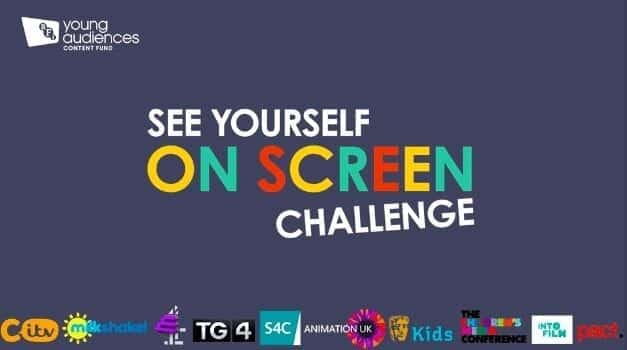 Enter the BFI's See Yourself on Screen Competition