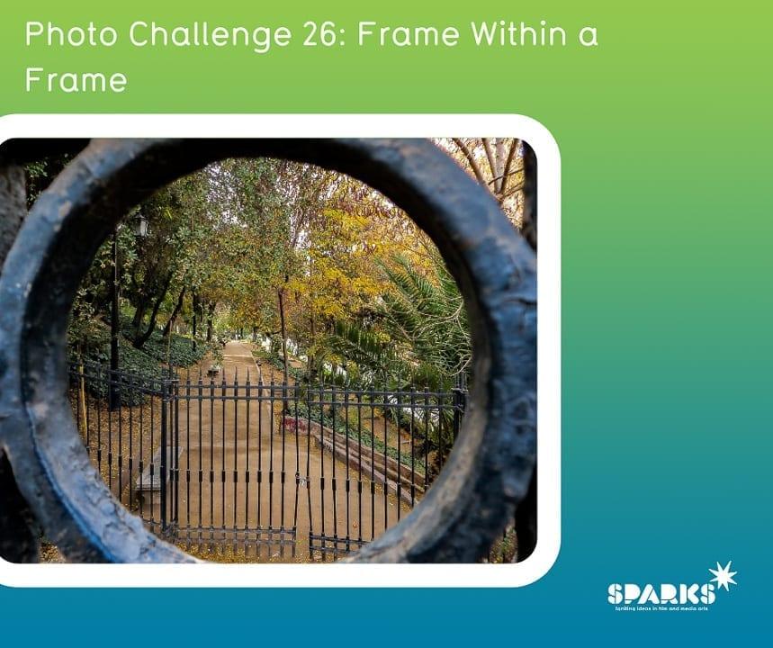 Sparks Filmmaking - Photography for Kids Challenge