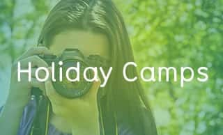 Sparks Filmmaking Holiday Camps