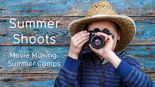 Movie Making Summer Camps for Kids