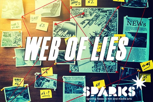Web of Lies movie making camp for kids