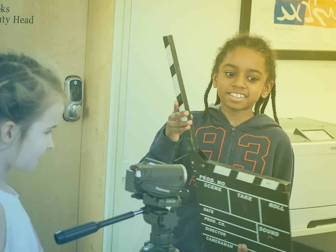 Film Classes for Kids | Sparks Film and Media Arts | Filmmaking Classes and Holiday Camps