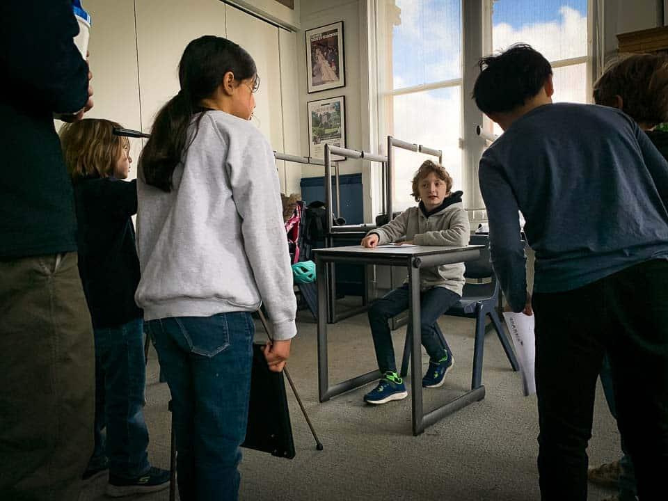 Sparks Film School for Kids | Film Making Pre-Production