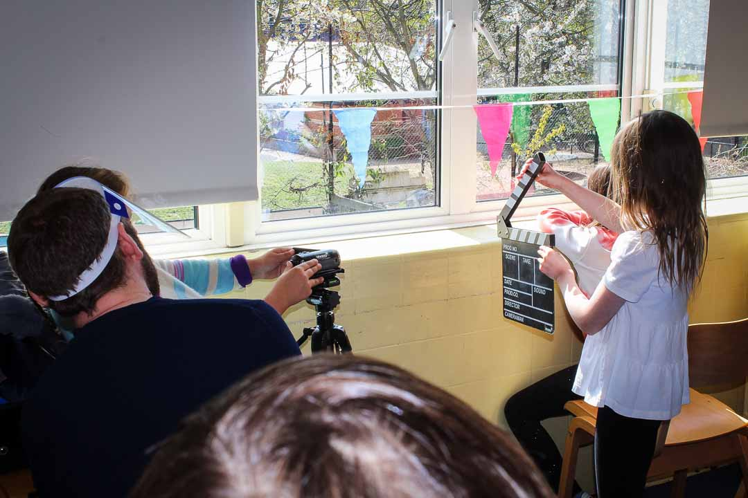 Sparks Filmmaking for Kids
