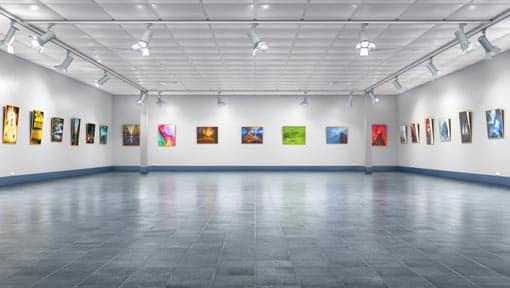 Visual Literacy - Art Gallery