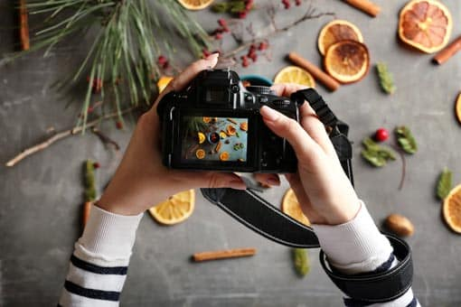 Visual Literacy - Make a Photo Blog