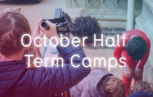 October Half Term Camps